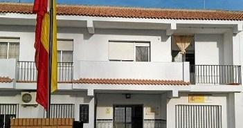 Cuartel Guardia Civil Moguer