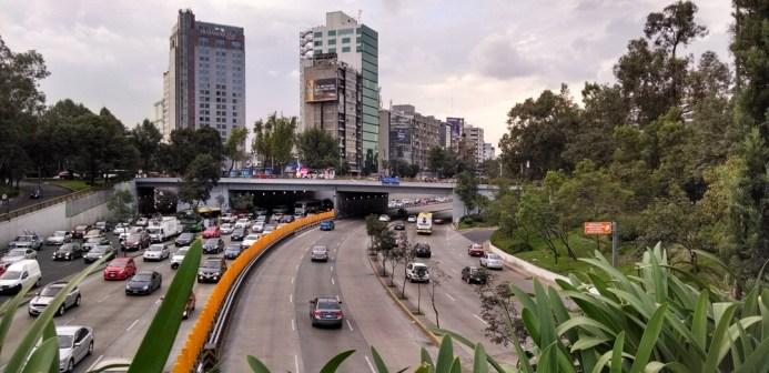 Imagen de la capital mejicana.