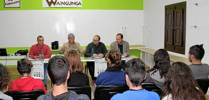 Jornadas Plan Joven Aljaraque