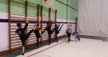 Rozalina Gancheva, profesaora de ballet.
