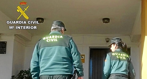 Robos Guardia Civil Lepe