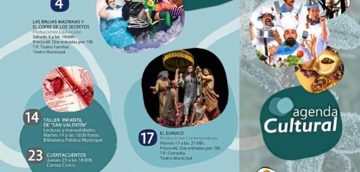Actos culturales en Trigueros