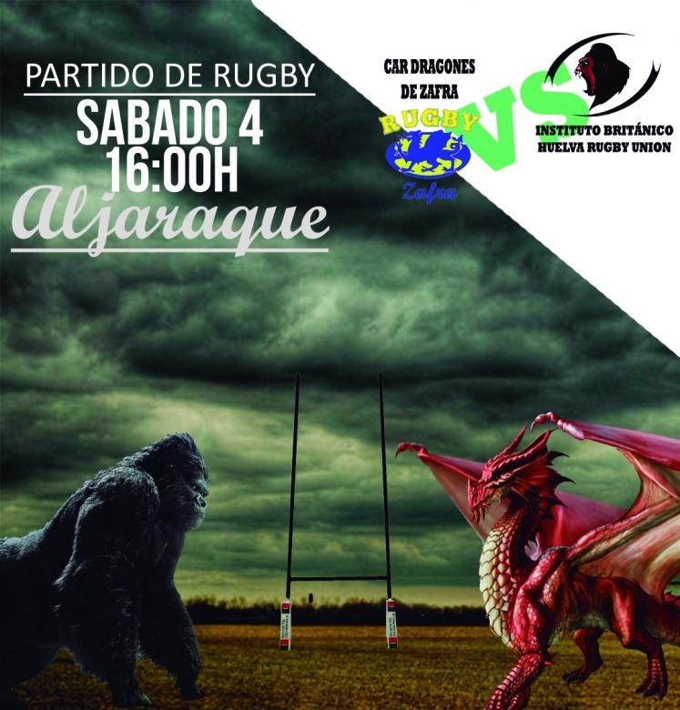 El Instituto Británico De Rugby Recibe Al CAR Dragones De
