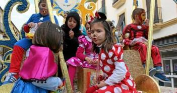 Carnaval de calle en La Palma del Condado (1)