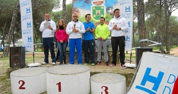 Cross El corchito en Bonares