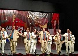 'Los Titos' y 'Los Salvadores', primeros premios en Valverde