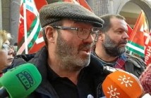 Pedro Jimenez, presidente Grupo IU Ayto Huelva