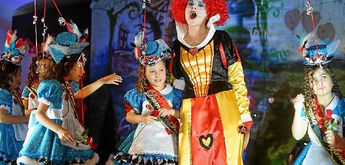 Reina infantil carnaval ayamonte1