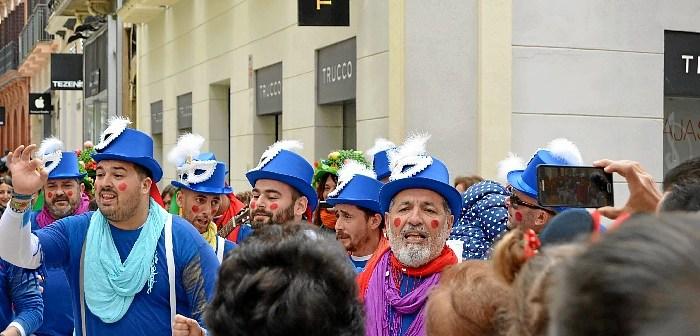 pasacalles carnaval Huelva