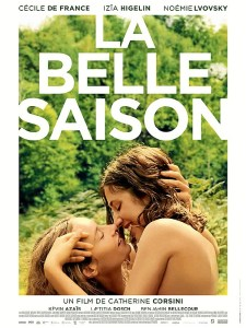 Cartel 'La belle saison'