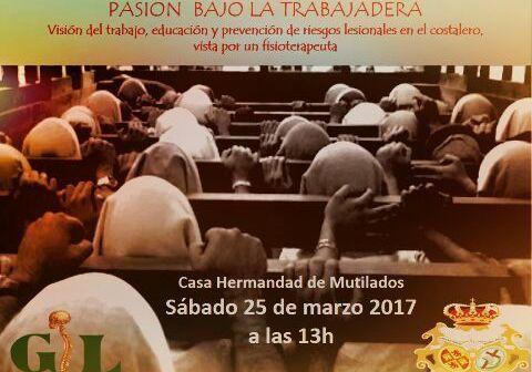 Charla costaleros Hermandad Mutilaos de Huelva