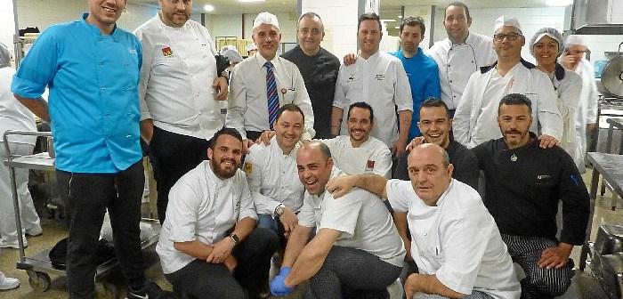 Chef en hospital de Huelva (2)