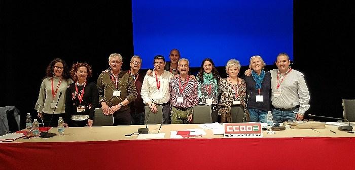 Congreso de Comisiones Obreras en Huelva