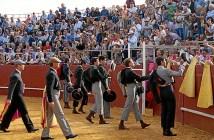 Festival Taurino en Villalba del Alcor (2)