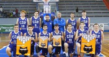 CDH, campeón provincial junior.
