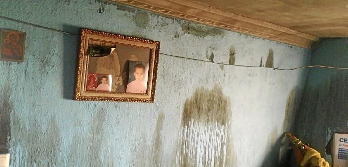Incendio en vivienda en Santa Lucia01