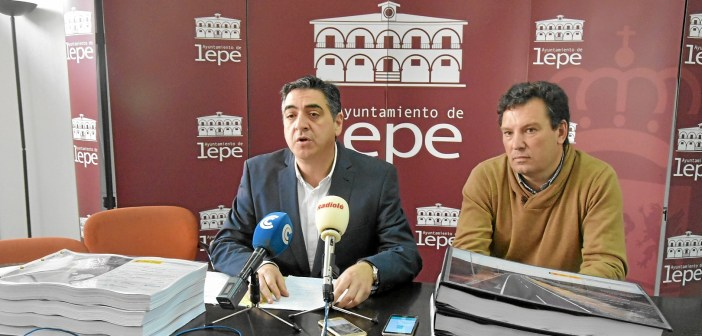 Lepe proyecto accesos al Chare