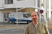 Miguel Angel Gallego, portavoz IU Punta Umbria