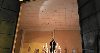Santo Cristo Cautivo, en su capilla