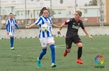 Fundación Cajasol Sporting-Espanyol de Barcelona.