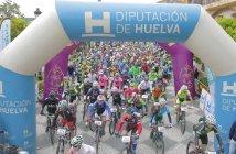 Salida de la V Huelva Extrema.