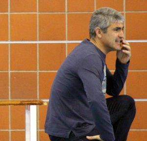 Julio Bermúdez, ex técnico del PAN Moguer.