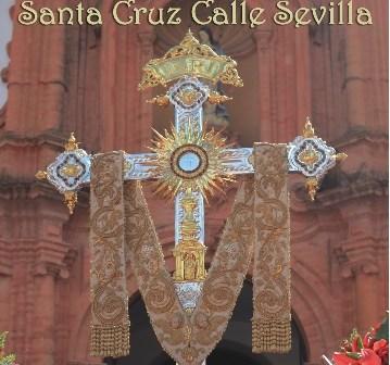 Cruz calle Sevilla La Palma del Condado
