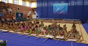 Escuelas y clubes participantes en el Torneo Interescuelas de Moguer.