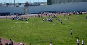 Jornadas deportivas del Colegio Moliere.