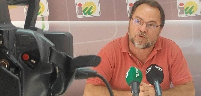 Francisco Javier Camacho (IU Huelva)
