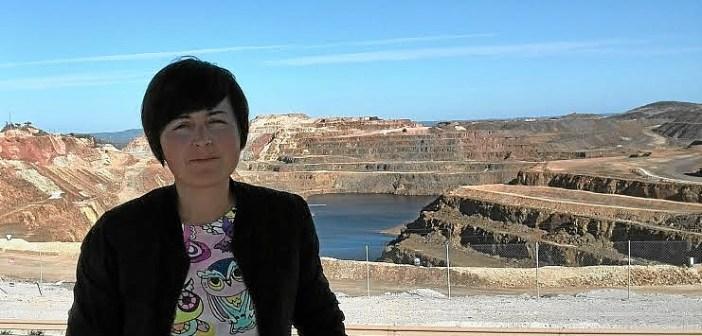 Isabel Lancha, portavoz IU Ayuntamiento de Nerva (3)