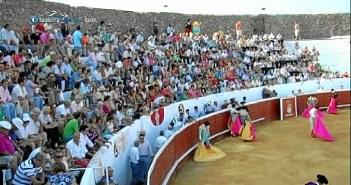 Plaza de toros Santa Olalla