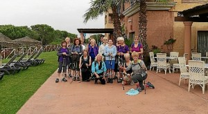 nordic walking brit