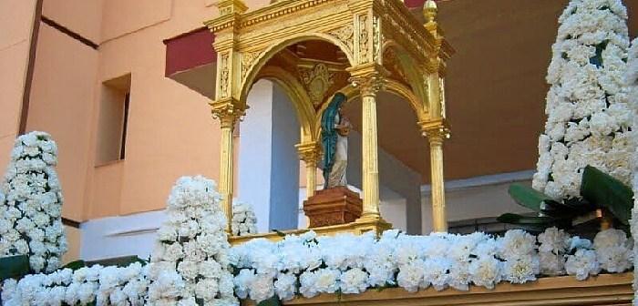 Imagen de la Virgen de la Buena Madre. (Foto: cofradiastv.es)