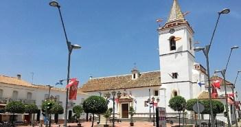 170617 Plaza de la Iglesia de San Juan del Puerto
