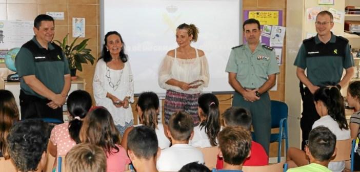 20170619 Subdelegada charla Plan Director CEIP El Faro
