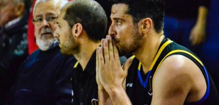 Ful Casanova, jugador del CDB Enrique Benítez.