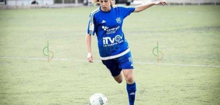 Pachu, nueva defensora del Fundación Cajasol Sporting.