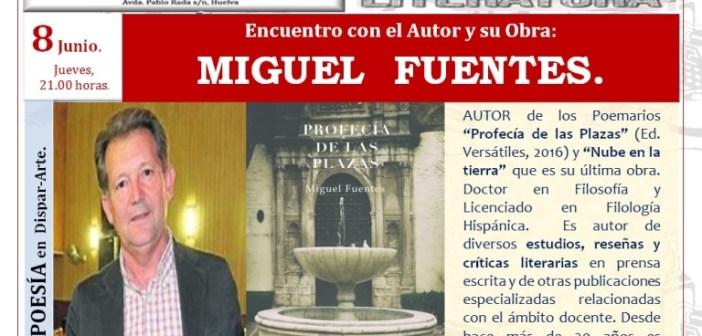 CARTEL MIGUEL FUENTES 8 DE JUNIO