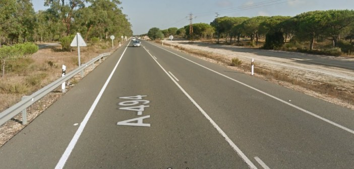 Carretera A-494