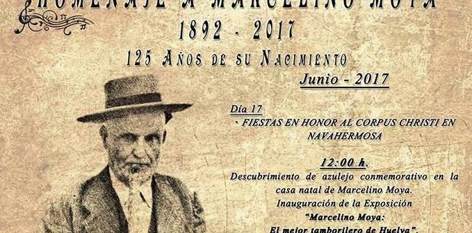 Homenaje a Marcelino Moya