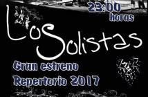 Los Solistas en Brokers Huelva
