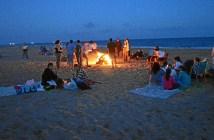 Turismo Noche de San Juan Playa Previa