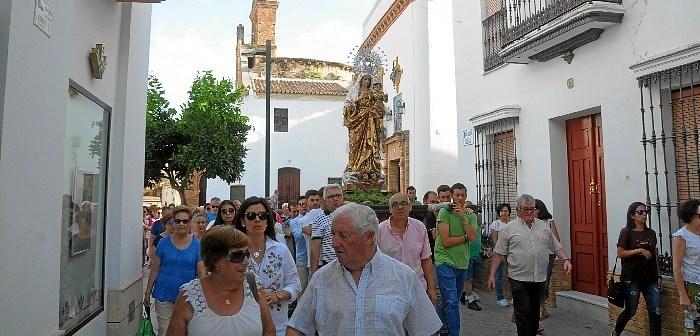 Virgen del Pino Niebla