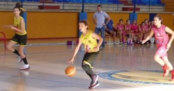 Campeonato provincial mini.