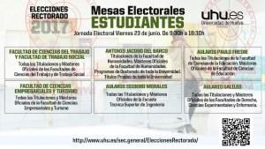 elecciones estudiantes 23 junio