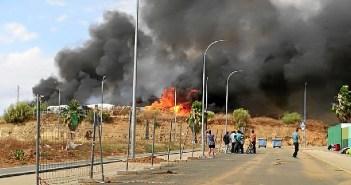 imcendio asentamiento lepe