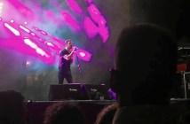 OBK durante su actuación en el Isla Go (Foto: Facebook del Isla Go Music Festival)