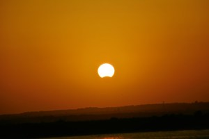 Eclipse solar en Huelva (1)