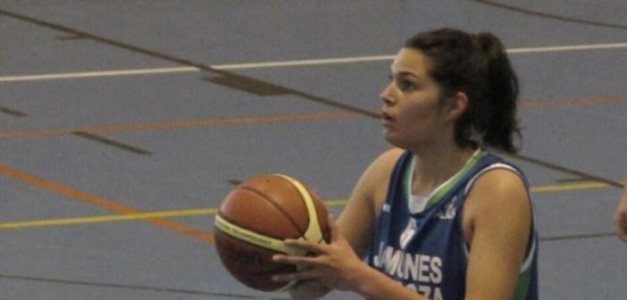 María Bautista, nueva jugadora del CB Conquero.